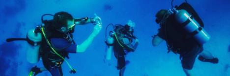 Brevetti di specialità subacquei